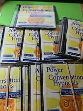 The Power of Conversational Hypnosis-13 CD  & MANUAL- C MEE & Igor LEDOCHOWSKI