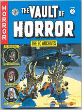 EC Archives: The Vault Of Horror,  Vol. 3, Dark Horse Edition