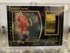 HARRY KANE 1st Black & Gold BRICK GOLD MEDAL /50 Soccer MAN OF THE MATCH Panini