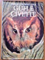 Animali intorno a noi - Gufi e Civette - Paul Sterry