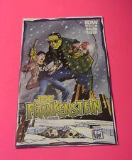 Joe Frankenstein #2  sub Variant Comic Book 2015 - IDW AC DC T-SHIRT CV