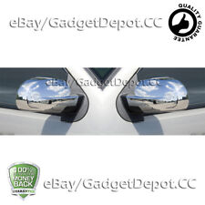 For 2007 2008 2009 2010 2011 2012 2013 Chevrolet Avalanche Chrome Mirror Covers