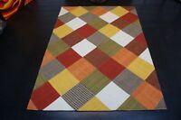 nr 1 Hochwertige Design Patchwork Kelim exklusiver Teppich Kilim ca 200 x 140 cm