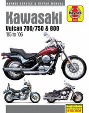 HAYNES Repair Manual - Kawasaki Vulcan 700 750 800 Classic Drifter