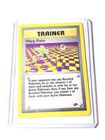 CARTE POKEMON TRADING CARD GAME entraîneur Kit Nº 7//10 zigzachs