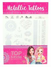 Depesche 8948 Topmodel Metallic Tattoos