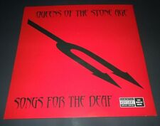 QUEENS OF THE STONE AGE~Songs For The Deaf~Promo Poster Flat~12x12~NM~2002