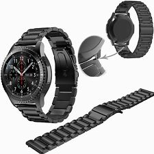 Stainless Steel Strap Wrist Band Bracelet For Samsung Gear S3 Classic / Frontier