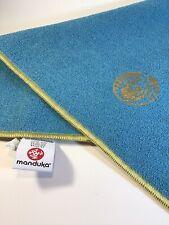 Manduka Yogitoes Yoga Mat Towel w/ Skidless Technology