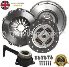 DUAL MASS TO SINGLE SOLID FLYWHEEL CLUTCH CSC FITS AUDI A3 2.0 TDI 2003-2013