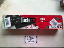 5- Bar Steel Flavorizer Bars/Heat plates Replacement Weber 7539 #186