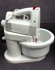 Krups 3Mix  4004 Hand mixer + Krups Rührständer  + rotierende Schüssel