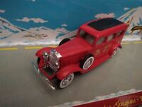 SOLIDO FRANCE 1/43 CADILLAC V16 1931 FIRE BRIGADE
