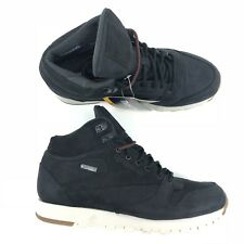 18bf7e1d9a7b5 Reebok Classic Leather Mid GTX T Men Size 8.5 Black BS7883