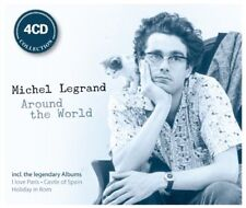 Michel Legrand - Around the World [CD]