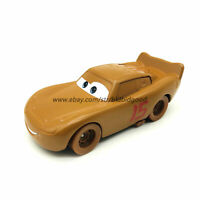 Disney Pixar Cars Lightning McQueen Coffee 1:55 Die-Cast Loose Kid Toy Free Ship