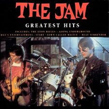 CD THE JAM GREATEST HITS NUOVO ORIGINALE SIGILLATO NEW ORIGINAL SEALED 1991 UK