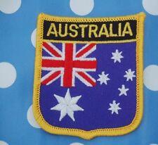 Australien Aufnäher Aufbügler Wappen Patch  Flagge