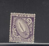 Ireland 1922-23  5 d  sword   Sc 72  VLH