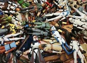 "Star Wars 3.75"" Clone Wars & Rebels Action Figures Many To Choose From!"
