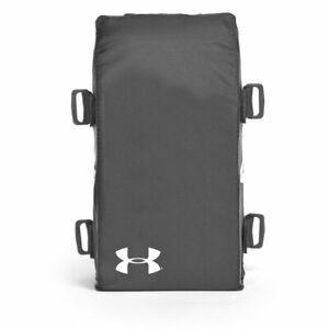 Under Armour Baseball/Softball Catcher's Knee Supports - Youth - Black