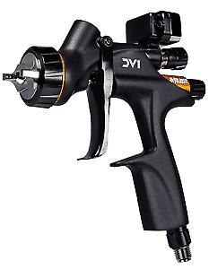 Devilbiss 704520 DV1 Clearcoat Gun Uncupped Brand New w/Warranty!