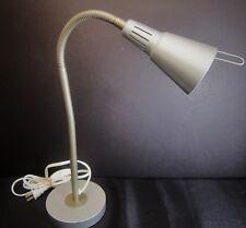 Ikea Bendable Desk Lamp Brushed Nickel Designed Marianne & Knut Hagberg
