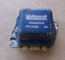 early 1970s 1981 Ford Lincoln Mercury Painted cover alternator voltage regulator