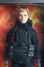 Barbie Ken PEETA Hunger Games Mockingjay Part 2 NRFB Mattel Collector