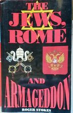 The Jews, Rome and Armageddon by Roger Stokes - Paperback - Conspiracy Theory