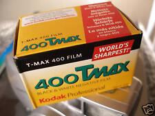 Kodak Professional T-Max 400 135/36 5 films MHD / date d'expiration 08/2019