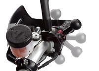 verstellbare Motorrad Halterung Spiegel für TomTom Rider 2 Urban Rider Rider Pro