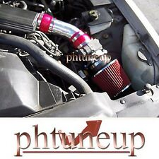 RED 1992-1995 MERCURY Grand MARQUIS LINCOLN Town CAR 4.6 4.6L AIR INTAKE KIT RED
