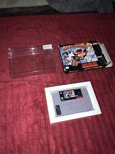 Aero the Acro-Bat 2 Super Nintendo Entertainment System SNES In Box