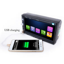 Pretty 12V HD7'' Touch Screen 2Din Car MP3 MP5 AUX Player Bluetooth Stereo Radio
