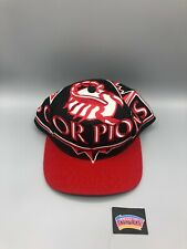 Vintage SCOTTSDALE SCORPIONS The Game BIG LOGO Snapback Hat Cap Shockwave Slash