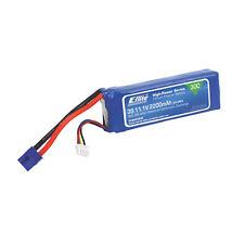 E-flite 11.1V 2200mAh 3S 30C LiPo, 13AWG: EC3, EFLB22003S30