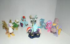 My Little Pony G4 Mini Blind Bag Pony Rainbow Dash Griffin Muffins Figure Lot