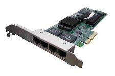 INTEL PRO/1000 ET QUAD PORT G18771-001 DELL OHM9JY PCI-E NETWORK CARD
