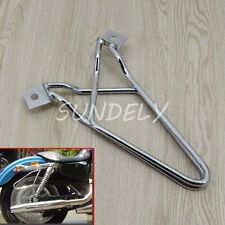 UK 2x High quality SaddleBag Bracket Support Bar Mount for Harley Sportster 883
