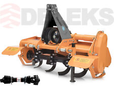 Zappatrice per trattore 95cm Fresa serie LEGGERA - DELEKS fresatrice Coltivatore