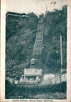 Postcard Canada Quebec Montreal Incline Railway Mount Royal c1918