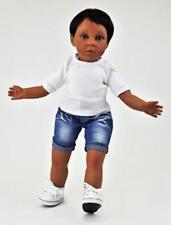 Color Me Kids Ethnic/Biracial 18 inch Boy Doll (Punkin) Blue Eyes