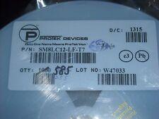 Protek Sm8Lc12-Lf-T7 Esd Suppressor Tvs 15Kv 8-Pin So 5 Pcs