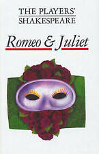 """""""Romeo and Juliet"""" (the Players' Shakespeare), J.H. Walter, Used; Good Book"""