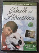 Belle et Sebastien, episode 6 - la patrouille de douane,  DVD serie TV