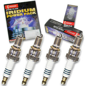 4 pc Denso Iridium Power Spark Plug for Honda CBR600F F4I 2001-2004 Tune Up cs