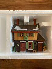 "Dept 56 New England Village Sleepy Hollow ""Ichabod Crane'S Cottage"" #5954-4"