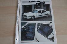 94030) Mazda 626 - Diesel - Prospekt 09/1983