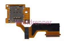 SIM Flex Lector Tarjeta Conector Card Reader Connector Slot HTC One M9
